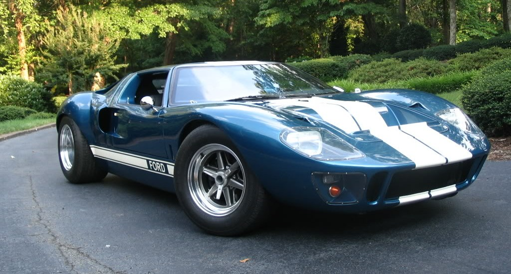 1966 Ford GT 40 #12