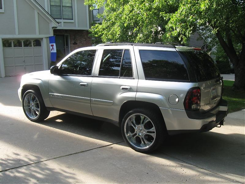 2004 Chevrolet Trailblazer #6