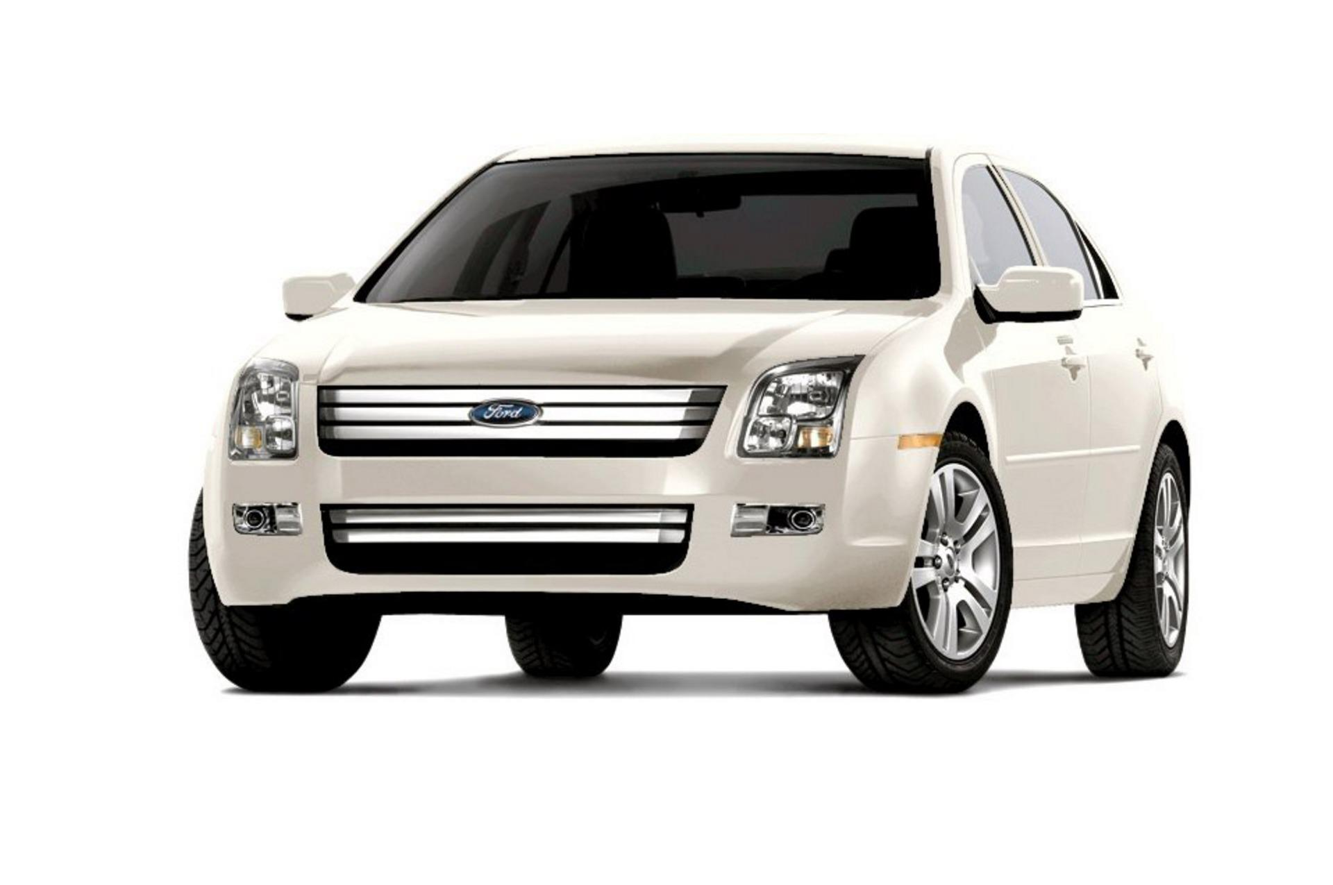 2009 ford fusion photos informations articles. Black Bedroom Furniture Sets. Home Design Ideas