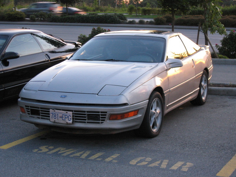 1990 Ford Probe #5
