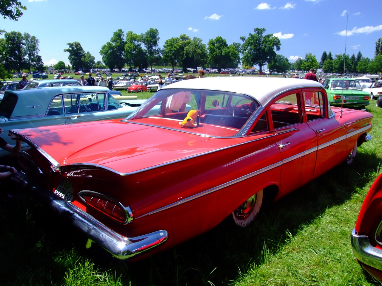 1959 Chevrolet Bel Air #16