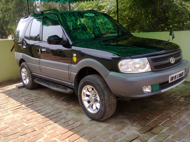 2003 Tata Safari Photos Informations Articles