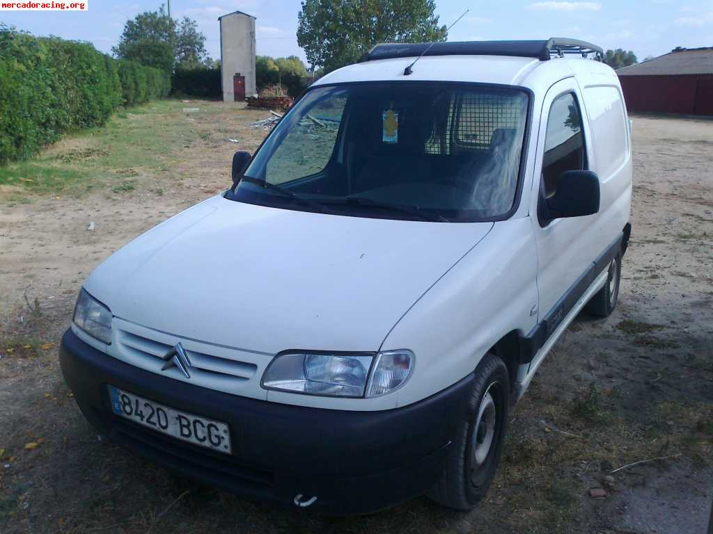 2000 Citroen Berlingo #3