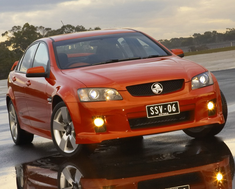 Holden Commodore #10