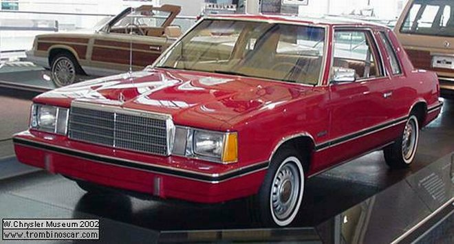 1981 Plymouth Reliant #3