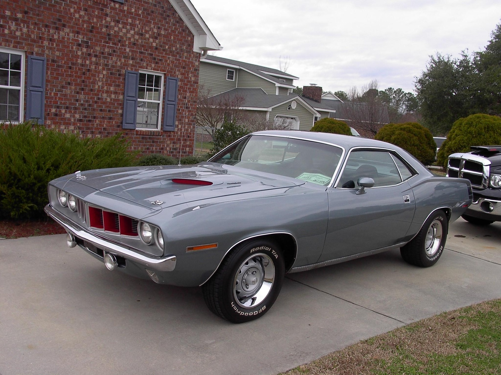 1971 Plymouth Barracuda #17