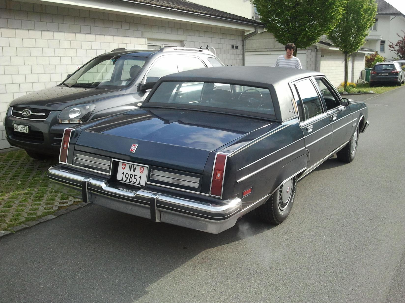 Oldsmobile Regency #10