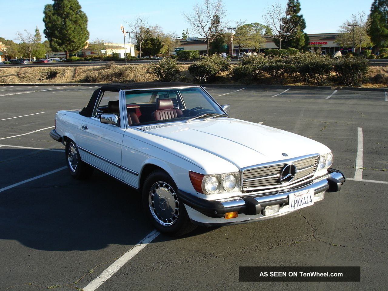 1989 Mercedes-Benz SL #16
