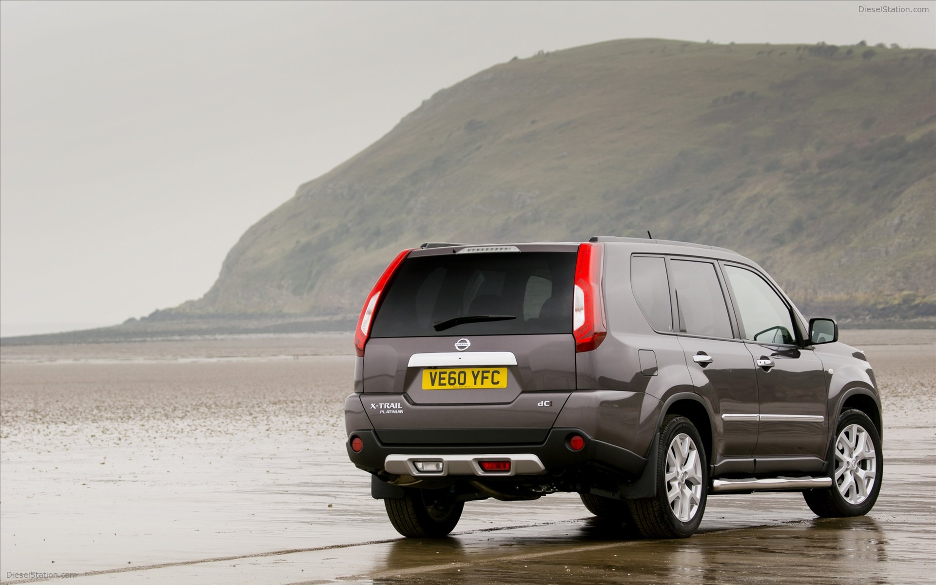 X Trail Petrol Release Nissan X Trail Platinum Edition Car Pictures Widescreen