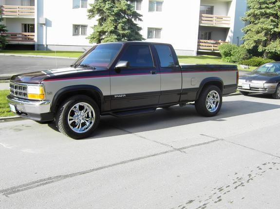 1992 Dodge Dakota #5