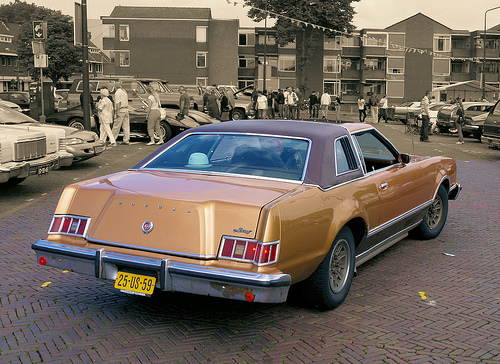 1978 Ford Cougar #15