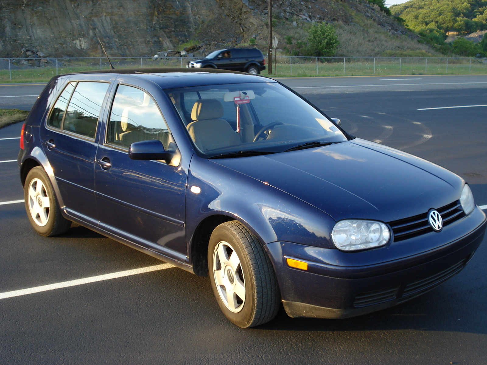 2000 Volkswagen Golf #8