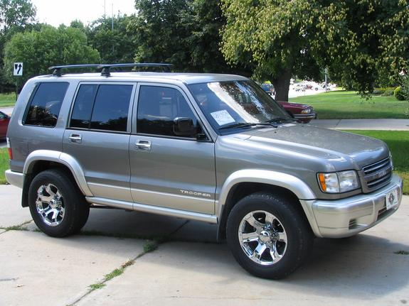 2001 Isuzu Trooper #2