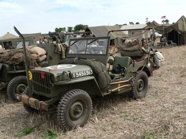 Jeep Willys #12