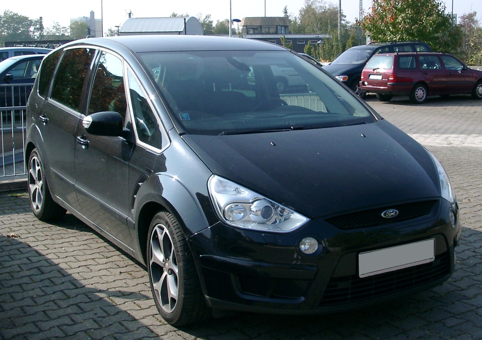 2007 Ford S-Max #4