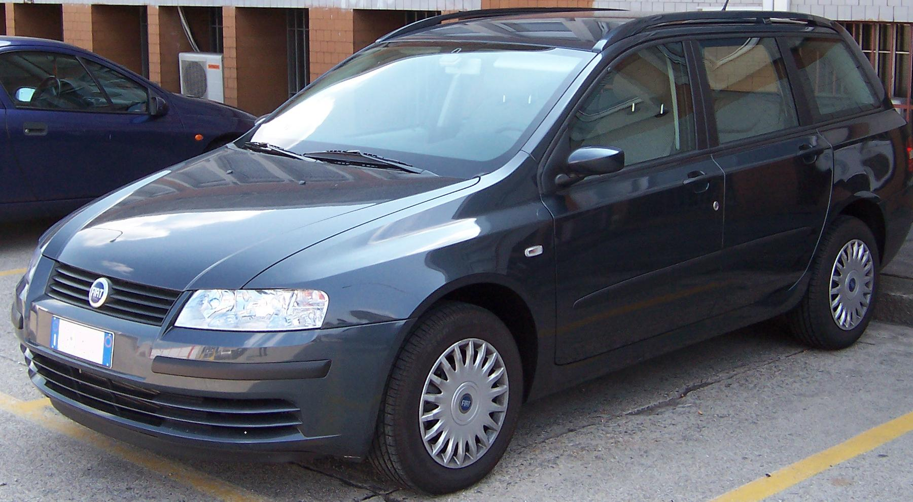 2005 Fiat Marea Weekend #15