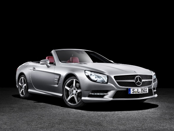 2012 Mercedes-Benz SL #11