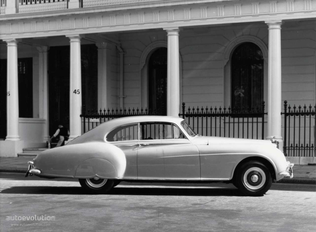 1955 Bentley R Type Continental #6