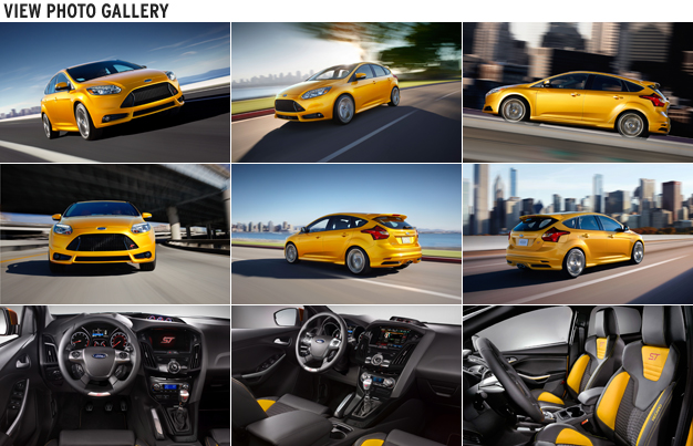 2013 Ford Focus St #10