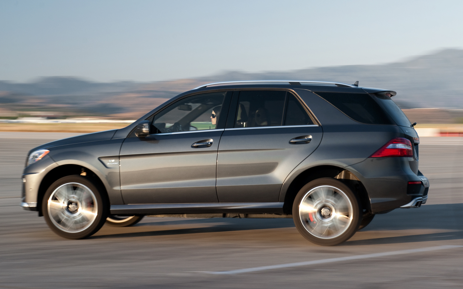 2012 Mercedes-Benz ML #4