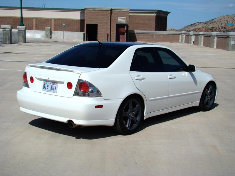 Lexus Is 300 #17
