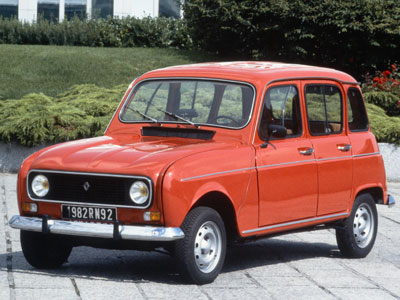1961 renault 4 photos informations articles. Black Bedroom Furniture Sets. Home Design Ideas