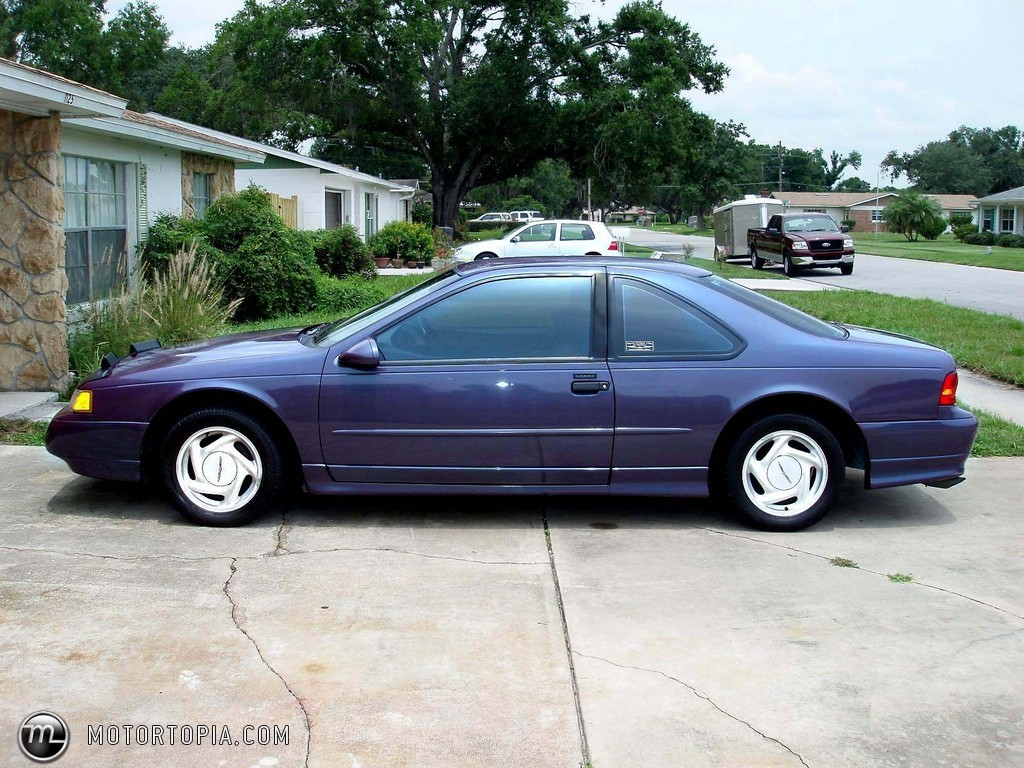 1995 Ford Thunderbird #7