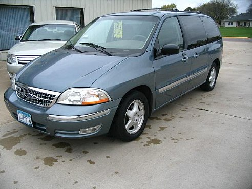 1999 Ford Windstar #13
