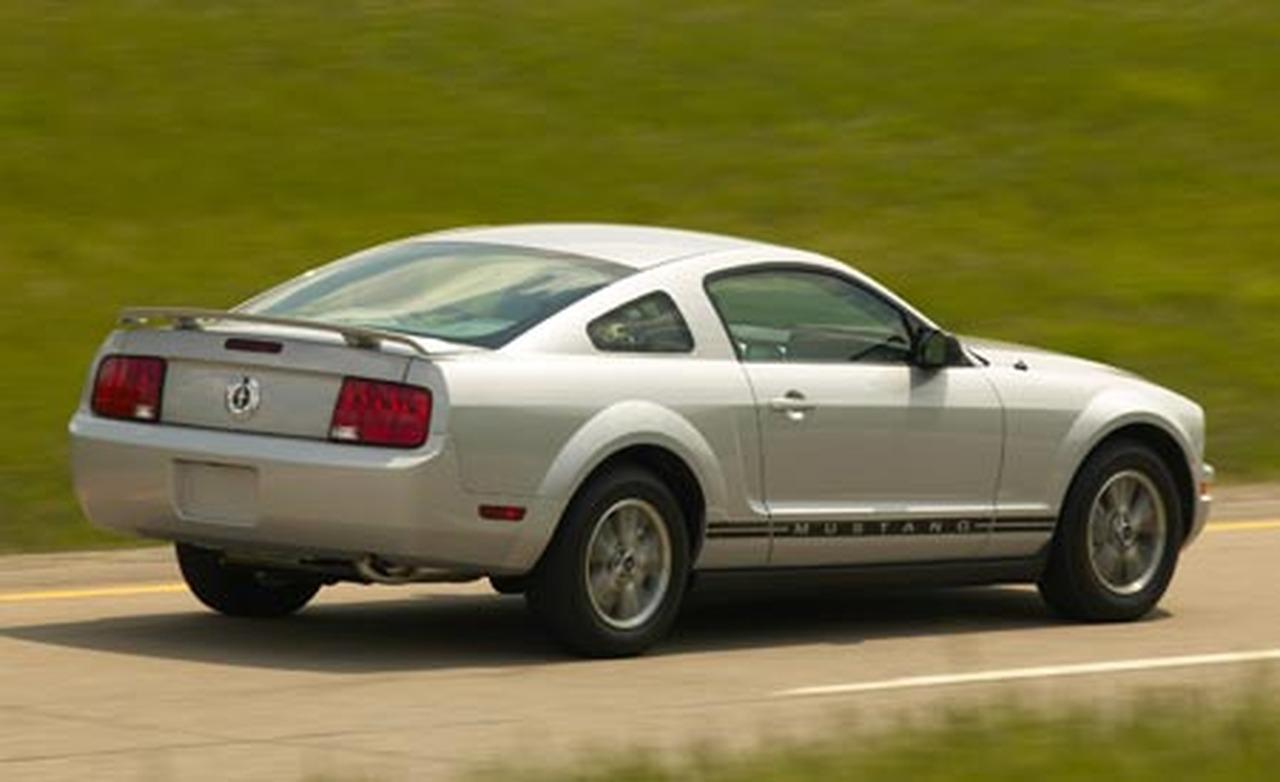 2005 Ford Mustang #14