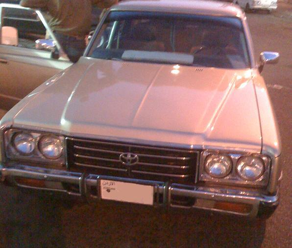 1976 Toyota Crown #8