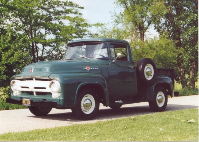 1956 Ford F #16