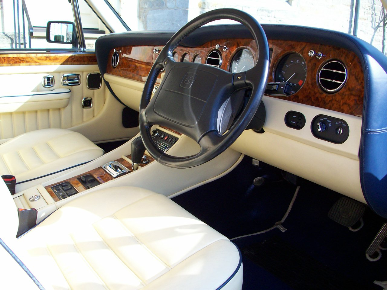 1994 Bentley Turbo #14