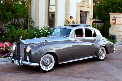 1958 Rolls royce Silver Cloud #1