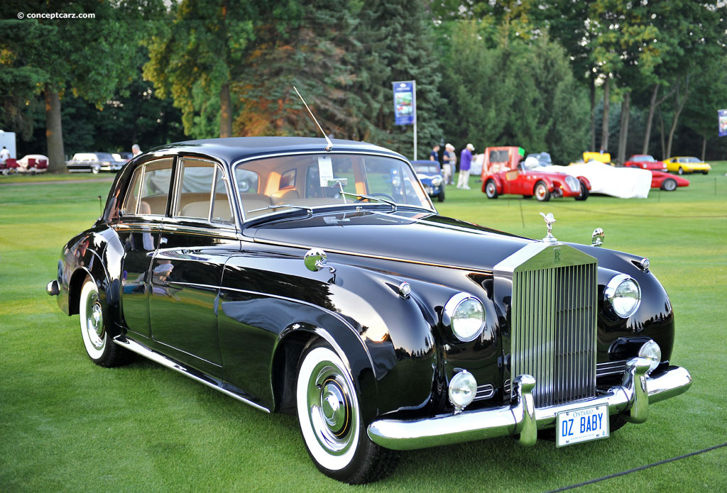1960 Rolls Royce Silver Cloud #5