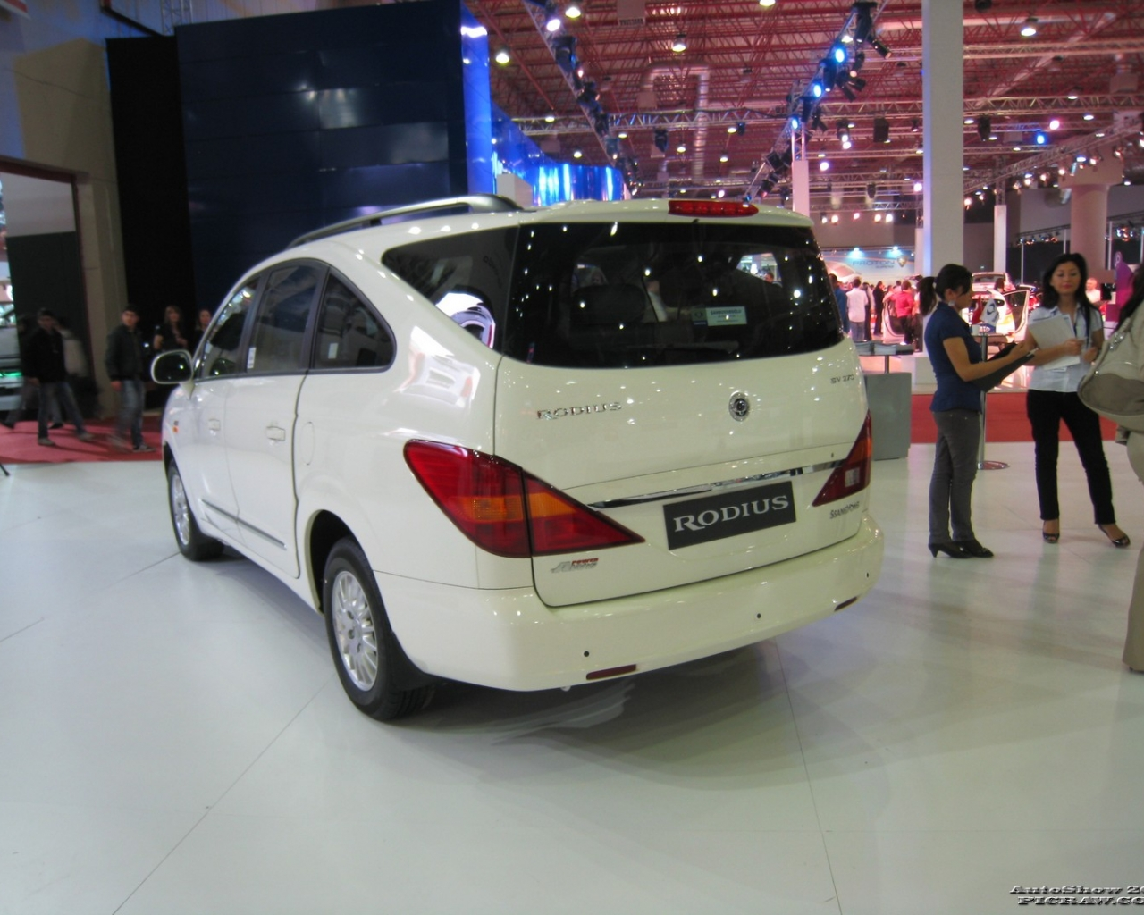 2011 Ssangyong Stavic #6