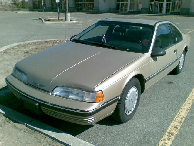1990 Ford Thunderbird #11