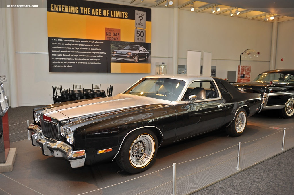 1974 Chrysler Cordoba #2