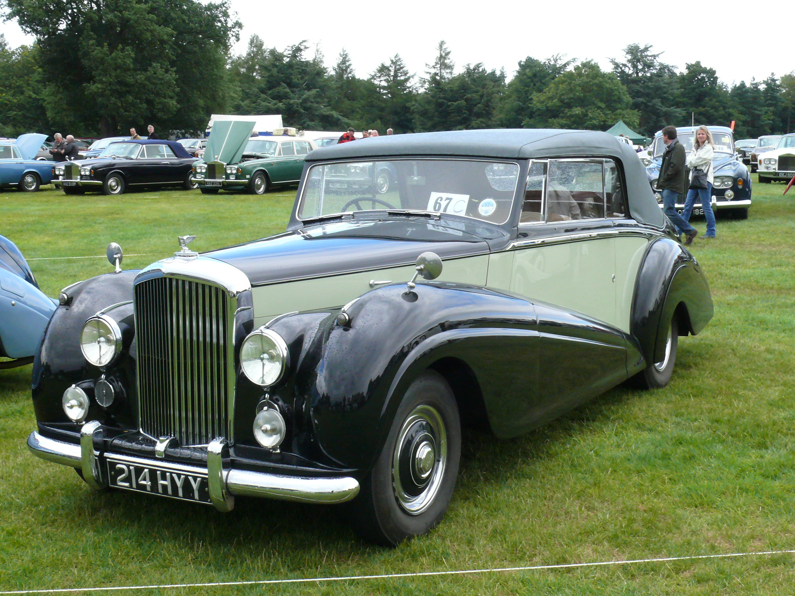 1951 Bentley Mark VI #3