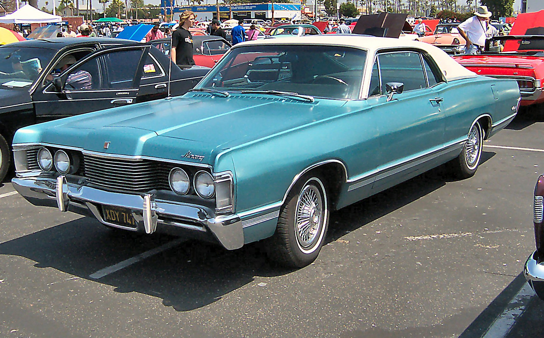 1967 Mercury Montclair #7