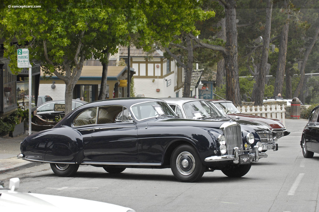 1955 Bentley R Type Continental #3