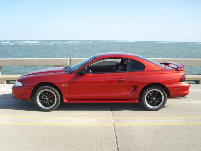 1998 Ford Mustang #5