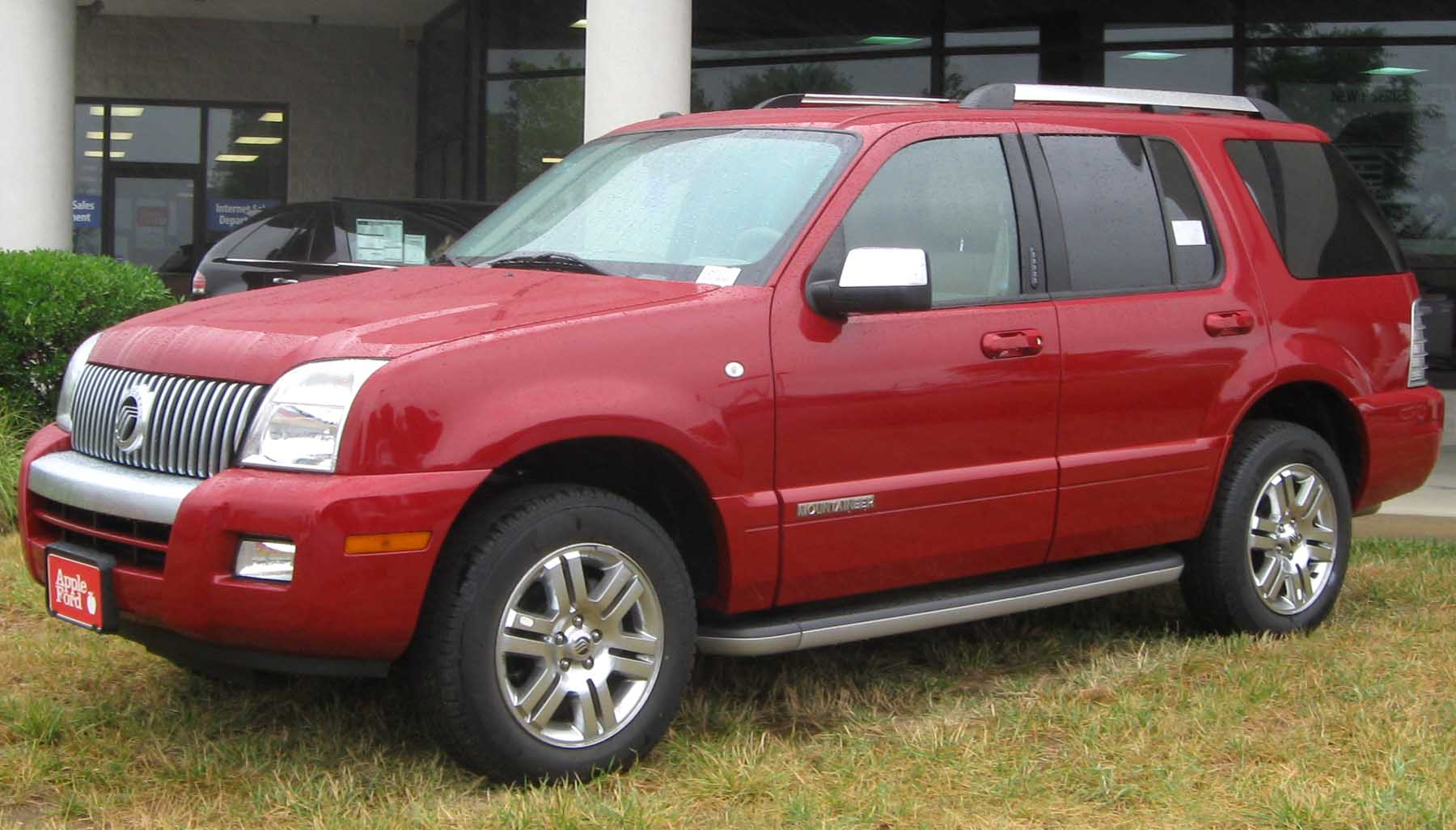 2006 Mercury Mountaineer #6