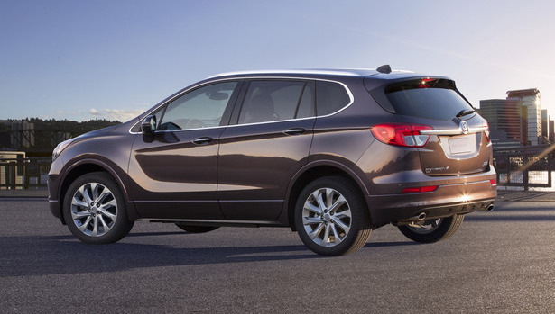 2016 Buick Envision #4