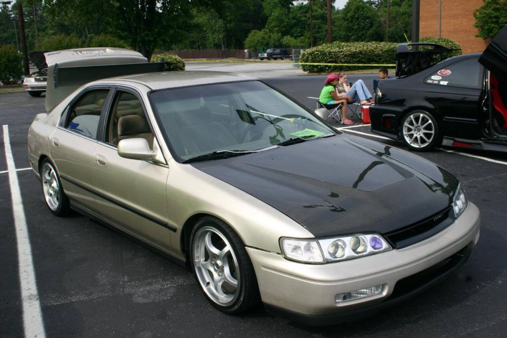 1994 Honda Accord #12