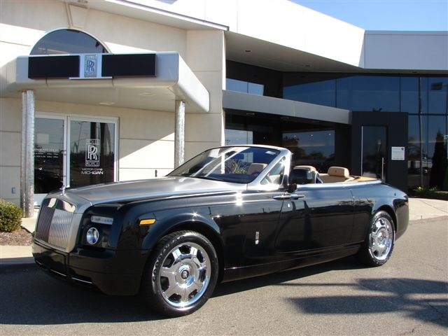 2010 Rolls Royce Phantom Drophead Coupe #11