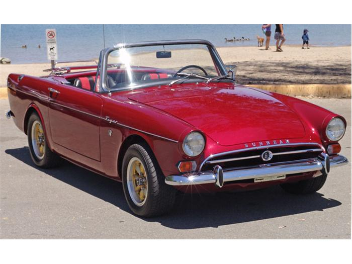 1965 Sunbeam Tiger #9