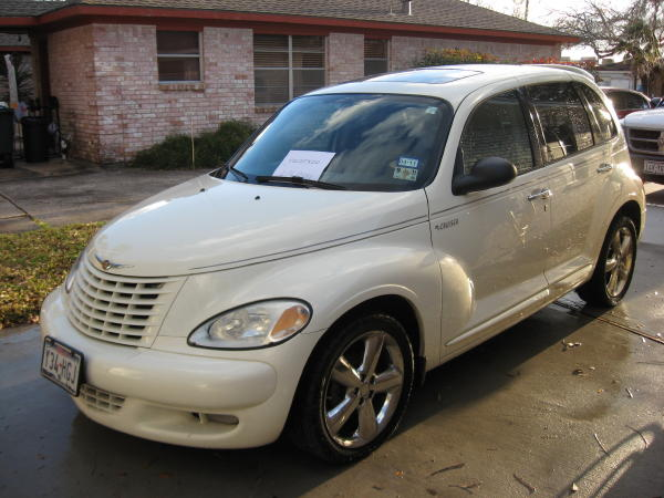 2004 Chrysler Pt Cruiser #2