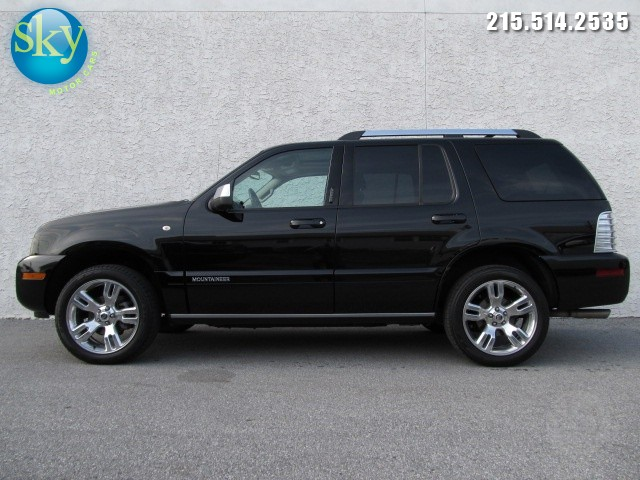 2009 Mercury Mountaineer #9