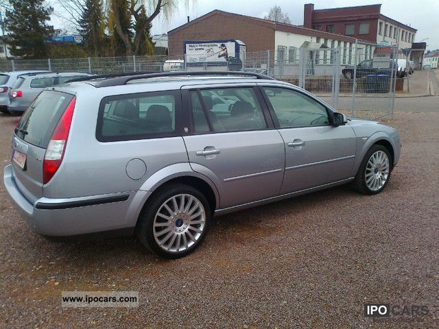 2004 Ford Mondeo #14