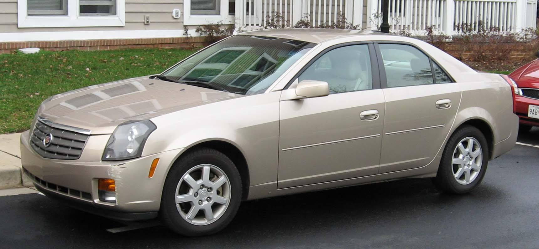 2007 Cadillac Cts Photos Informations Articles